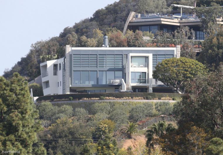 Tom Hanks és Rita Wilson otthona Los Angelesben