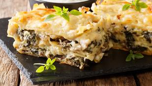 Te is rajongod az olvadt sajtot? Süsd rá egy adag gombával és csirkemellel készült tésztára!