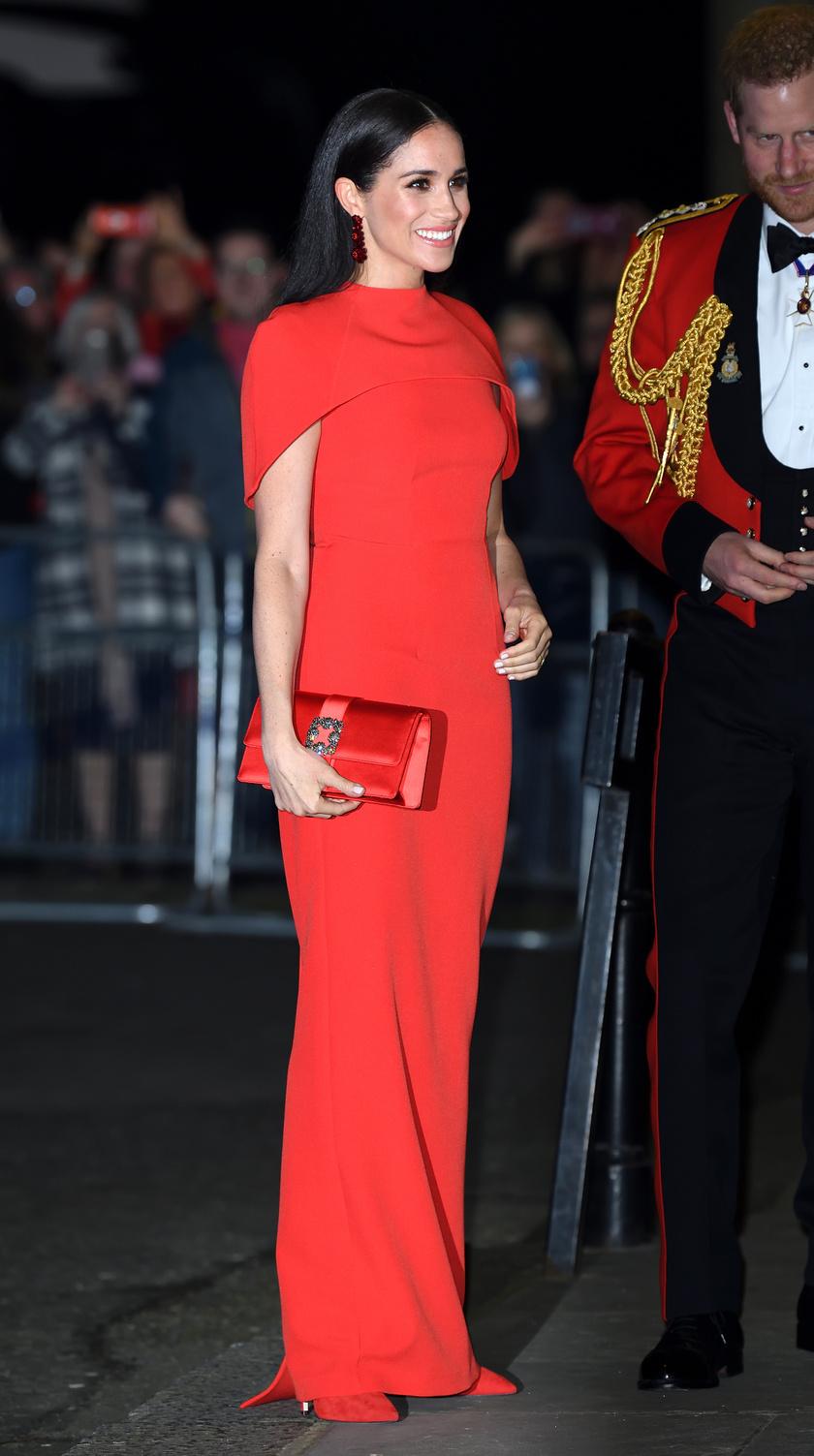 2020 márciusában Safiya estélyiben ragyogott a Mountbatten Zenei Fesztiválon.