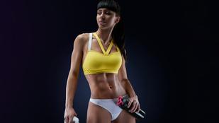 Kvíz: találja ki a fizikumból a sportágat! Íme 10 női olimpikon, vajon mit sportolnak?