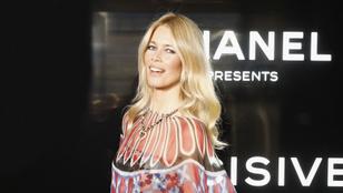 Őrült rajongói még a fehérneműjét is ellopták Claudia Schiffernek