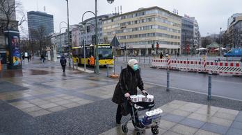 Lassuló ütemben terjed a vírus Németországban
