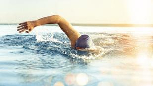 Úszás karantén alatt? Így csináld!