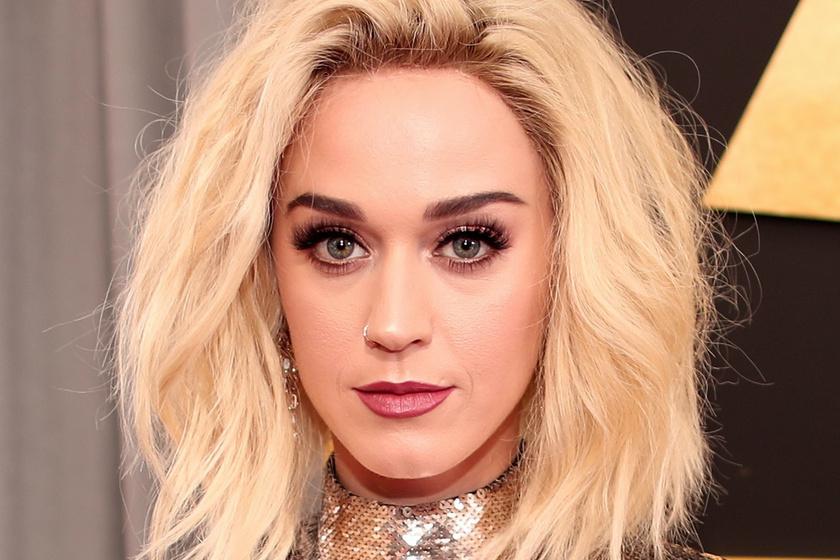Katy Perry smink nélküli fotója - Az állapotos sztár megmutatta természetes arcát