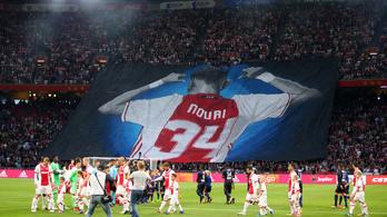 Felbontotta az agykárosodást szenvedett futballista szerződését az Ajax