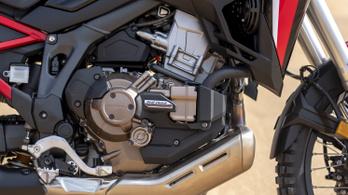 Naked bike-ba építené a Honda a CRF1100 blokkját