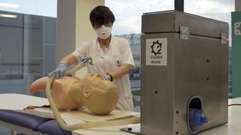 Az autógyárak is elkezdik a lélegeztetőgép-gyártást