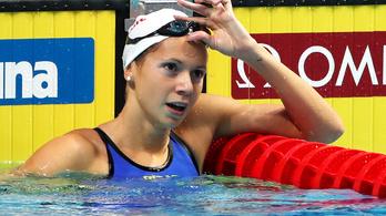 Kapás Boglárka olimpiai érmes úszó is elkapta a koronavírust
