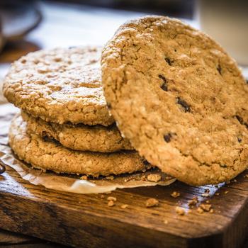 10 szuper ropogós kekszrecept, amit home office alatt a gyerekekkel is megsüthetsz