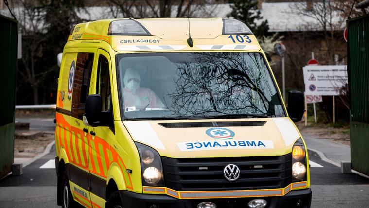 Tudod, hogy lesz vírusmentes a mentőautó?