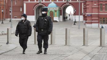 Hét év börtön a karanténszabályok megsértése miatt Oroszországban