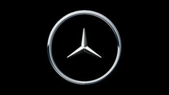 A Mercedes így üzen nekünk