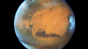Két különböző forrásból származik a marsi víz