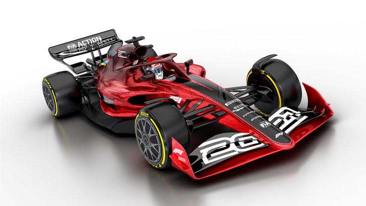 Az új autó terve