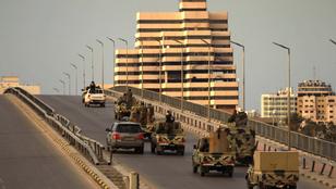 Uniós tengeri művelet ellenőrzi a líbiai fegyverembargót