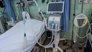Lélegeztetőgépre került egy koronavírusos magyar háziorvos