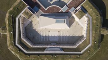 Komáromban van Közép-Európa legnagyobb újkori erődítménye