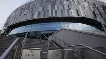 Londoni futballstadionokban állíthatnak fel járványkórházakat