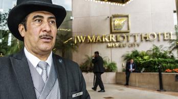 Ötmillió vendég adatait lopták el a Marriottból