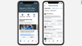 A Facebookon keresztül tudnak segíteni egymásnak az egy környéken élők