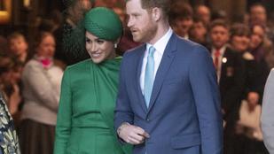 Máris meghekkelték Harry herceg és Meghan Markle új honlapját