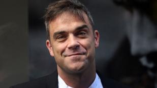 Robbie Williams gyerekkorában halottakkal beszélt