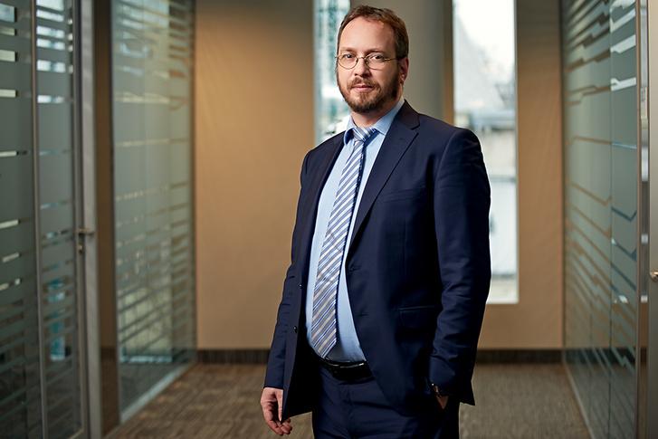 Antal Lajos, a Deloitte Central Europe Kiberbiztonsági szolgáltatások üzletágának vezetője