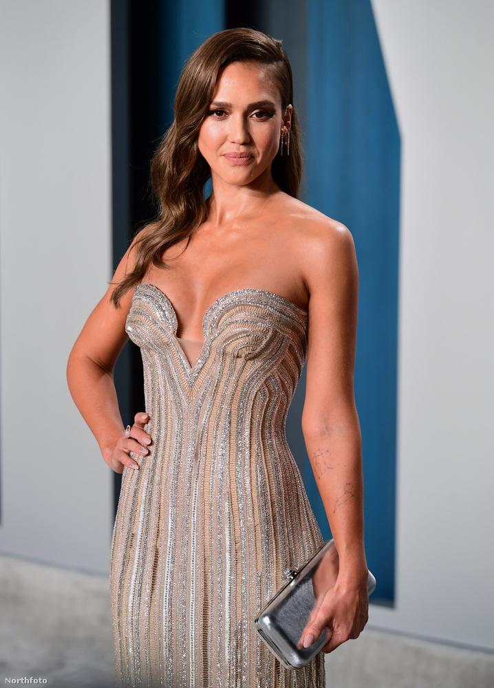 Jessica Alba, akit lassan inkább üzletasszonynak, semmint színésznőnek érdemes hívni (kozmetikai vállalkozása van),