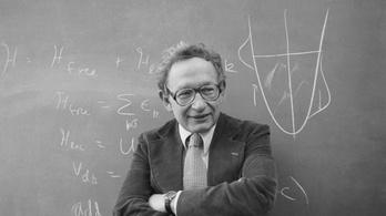 Meghalt Philip W. Anderson Nobel-díjas fizikus