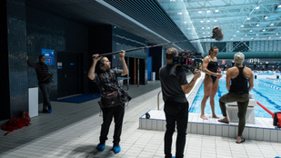 Nem áll le a Hosszú Katinkáról szóló dokumentumfilm forgatása