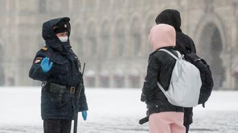 A járvány hozza el Moszkvába a digitális diktatúrát