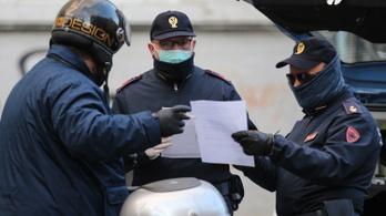 Olaszországban meghosszabbítják a korlátozó intézkedéseket