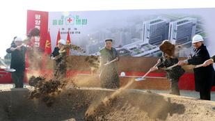 Humanitárius gyorssegélyt kap Észak-Korea a koronavírus miatt