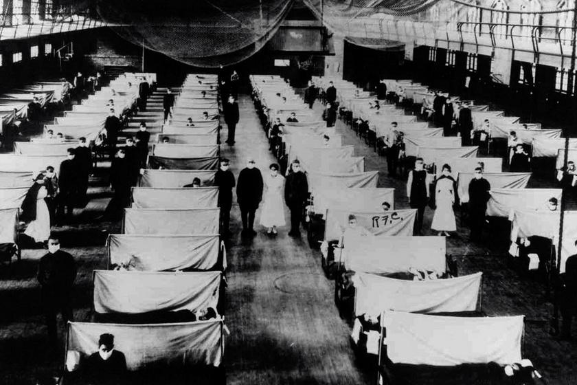 Mit tanulhatunk a spanyolnátha-járványból? Ez segített visszafogni a kórt 100 éve