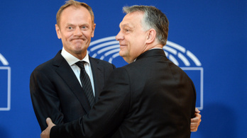 Tusk: A Néppárt tagjai gondolják majd át eddigi álláspontjukat a Fideszről