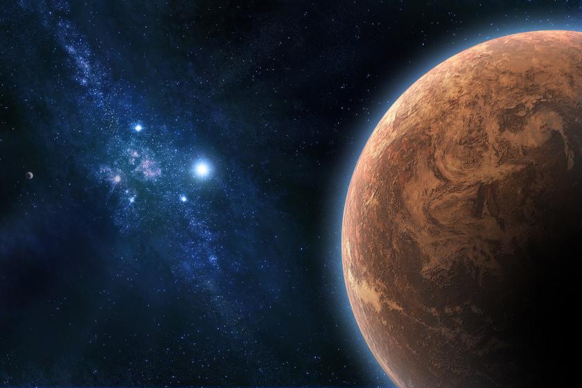 Érdekes dologra jöttek rá a kutatók, amikor a marsi víz eredetét vizsgálták