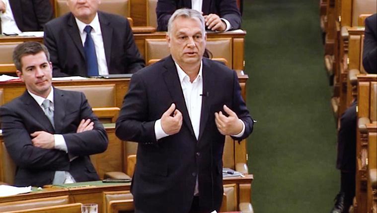 Jött Orbán, és minden addigit felülírt maszkügyben