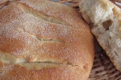 Villámgyors házi kenyér búzadarával dúsítva – Levegős és könnyed lesz tőle