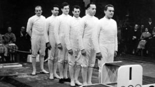 Sorrendben hatodik olimpiai arany: egyeduralkodó lett a kardválogatott