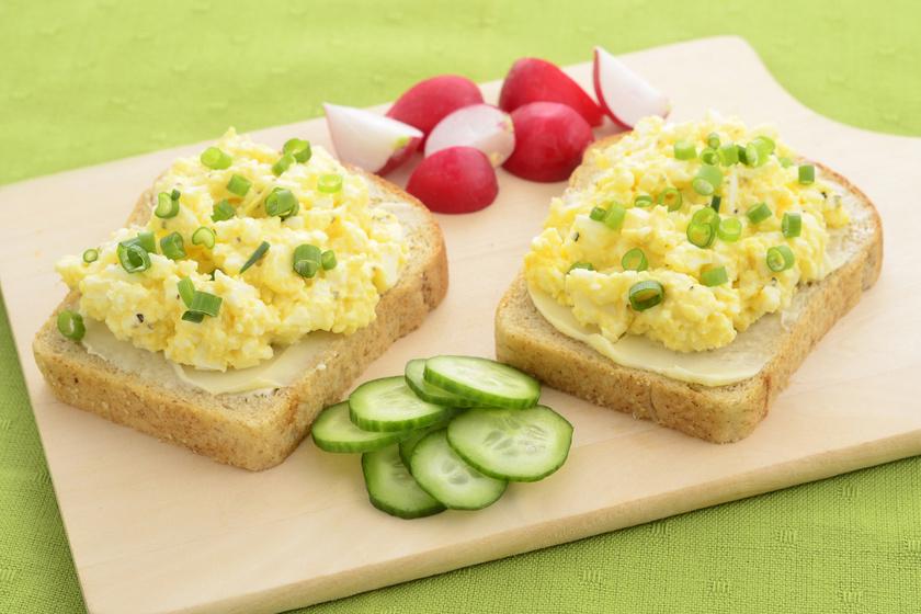 Fűszeres házi tojáskrém: ha még mindig maradt főtt tojás
