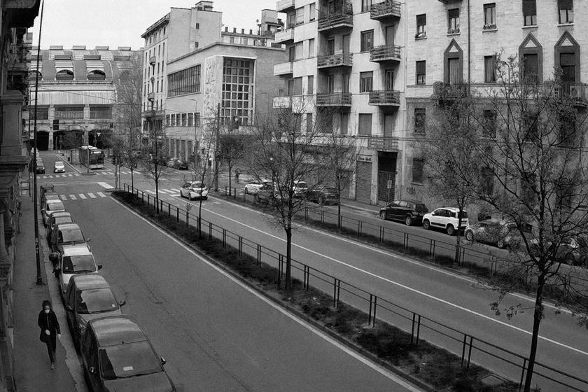 Magyar fotós mutatja meg, milyen most az elnéptelenedett Olaszország