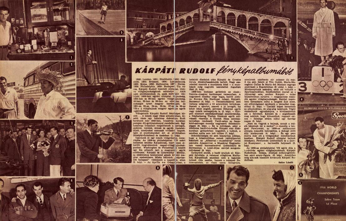 Képes-Sport,-1960.