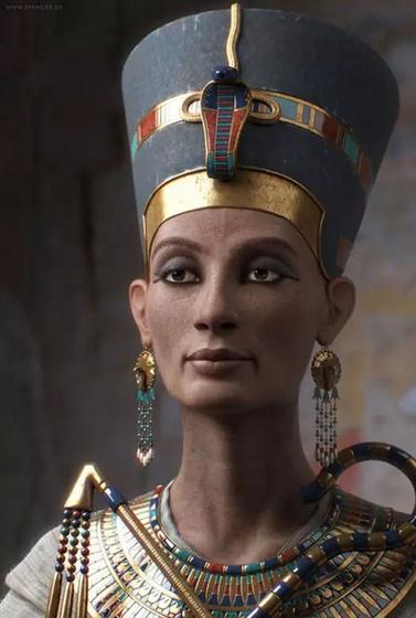 Melyik uralkodóról készült az arcmás?