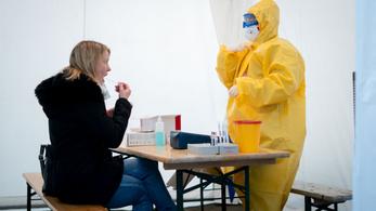 Koronavírus: az egész ország tesztelhető lenne pár nap alatt