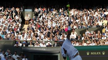 A második világháború óta először marad el Wimbledon