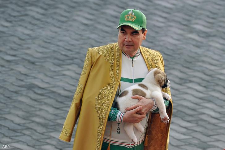 Türkmenisztán elnöke, Gurbanguly Berdymukhamedov