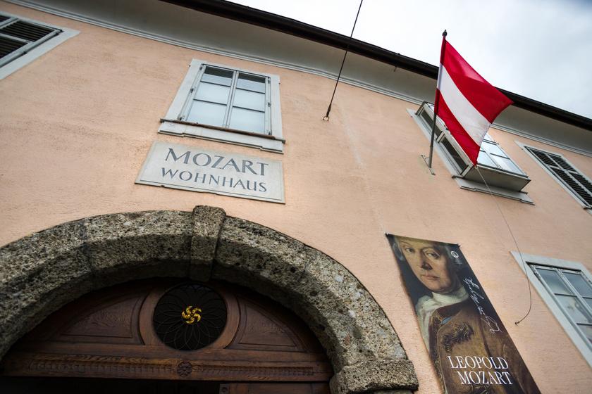 mozart lakohaz muzeum