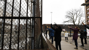 Az Egyesült Államok szövetségi börtöneinek egyetlen rabja sem léphet ki a cellájából két hétig
