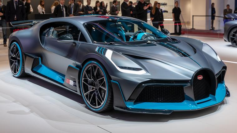 A Bugattinál igyekeztek, hogy a Divo ne hasonlítson a Chironhoz, de ez annyira nem volt könnyű