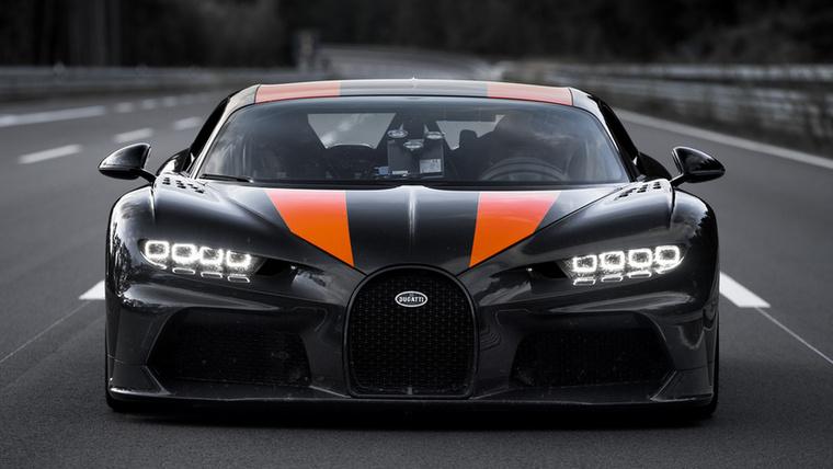 A Bugatti Chiron Super Sport 300+ gyártása jövőre veszi kezdetét, és csak 30 darab készül